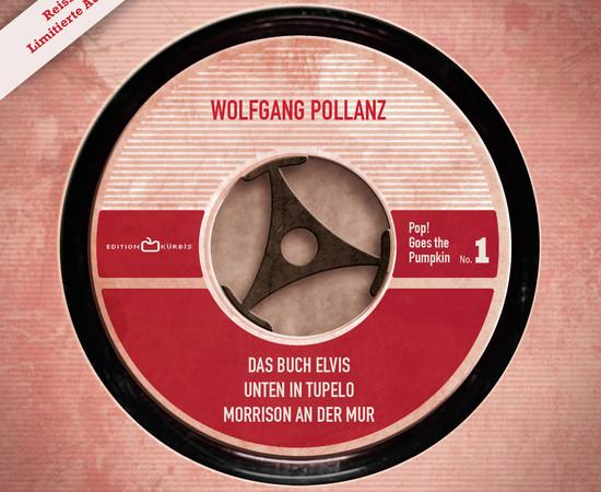 Wolfgang Pollanz - Das Buch Elvis u.a. Texte