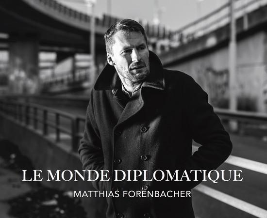 Matthias Forenbacher - Le monde diplomatique