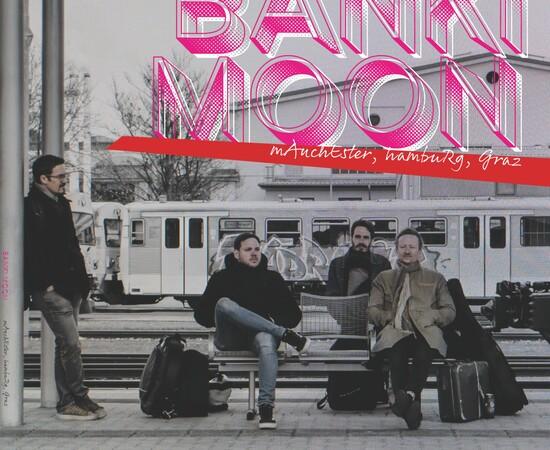 Banki Moon - Manchester - Hamburg - Graz (LP)