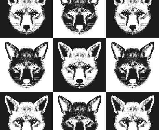 Les Machines Molles – The Fox And Other Remixes -LP