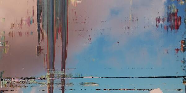 """<h3>Neue Ausstellung in der Galerie im Pfarrzentrum</h3><p>Markus Habersatter präsentiert seine Werke """"Horizont""""</p>"""